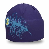 Pluma Azul Chill Toque_Side