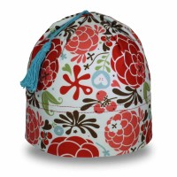 Zinnia Garden Swift Toque_Front_Traditional