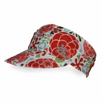 Zinnia Garden Saucy Visor Left_2